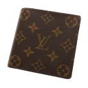Authentic LOUIS VUITTON  Portefeiulle · Marco M61675 Bifold Wallet with Coin Pocket Monogram canvas