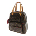 Authentic LOUIS VUITTON  Ekusantori Cite M51161 Handbag Monogram canvas