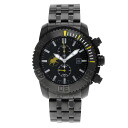 Authentic HUNTING WORLD Ondata HW016 Watch Titanium  Quartz Men