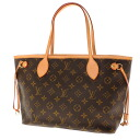 Authentic LOUIS VUITTON  NeverfullPM M40155 Shoulder Bag Monogram canvas