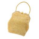 Authentic SELECT BAG  Braided design Handbag Beads