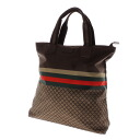 Authentic GUCCI  With logo Handbag Nylon material