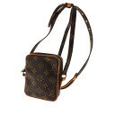 Authentic LOUIS VUITTON  Minidanubu M45268 Shoulder Bag Monogram canvas