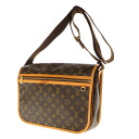 Authentic LOUIS VUITTON  Messenger GM M40150 Shoulder Bag Monogram canvas