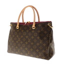 Authentic LOUIS VUITTON  Pallas M40906 Shoulder Bag Monogram canvas