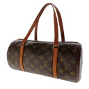 Authentic LOUIS VUITTON  Papillon 30 M51366 Shoulder Bag Monogram canvas