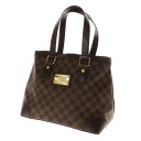 Authentic LOUIS VUITTON  Hampstead PM Shoulder Bag Damier canvas