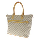Authentic LOUIS VUITTON  Saleya GM N51186 Shoulder Bag Damier canvas