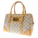 Authentic LOUIS VUITTON  Berkeley N52001 Handbag Damier canvas