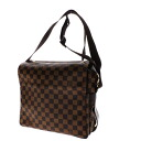 Authentic LOUIS VUITTON  Naviglio N45255 Shoulder Bag Damier canvas