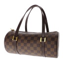 Authentic LOUIS VUITTON  Papillon 26 N51304 Shoulder Bag Damier canvas