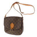 Authentic LOUIS VUITTON  San Crew M51242 Shoulder Bag Monogram canvas