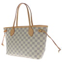 Authentic LOUIS VUITTON  NeverfullPM N51110 Shoulder Bag Damier canvas