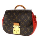 Authentic LOUIS VUITTON  Eden PM M40731 Handbag Monogram canvas