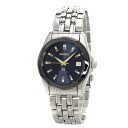 Authentic SEIKO Grand Seiko 8J56-8000 Watch Stainless  Quartz Men