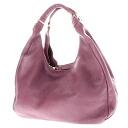 Authentic BOTTEGA VENETA  V2536 Shoulder Bag Leather