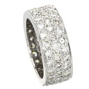 SELECT JEWELRY diamond rings, ring K18 white gold ladies fs04gm