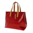 Authentic LOUIS VUITTON  Lead PM M91146 Handbag Vernis