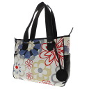 Authentic SELECT BAG  Floral Shoulder Bag Nylon material