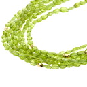Peridot Necklace K14YG  52.4