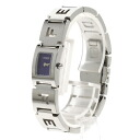 Authentic FENDI Stella Watch Stainless  Quartz Women