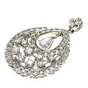 1.51ct Diamond Pendant PlatinumPT900  11.2