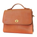 Authentic COACH  330 Shoulder Bag Leather