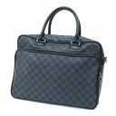 Authentic LOUIS VUITTON  Icare N23253 Business bag Damier canvas