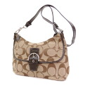 Authentic COACH  F19581 Shoulder Bag Canvas