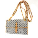 Authentic LOUIS VUITTON  Camille M92002 Shoulder Bag Micro monogram