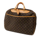 Authentic LOUIS VUITTON  Alize de Posh M41392 Boston bag Monogram canvas