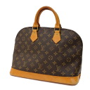 Authentic LOUIS VUITTON  Alma M51130 Shoulder Bag Monogram canvas