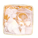 Cameo Brooch 18K yellow gold  33