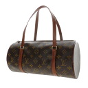 Authentic LOUIS VUITTON  30 M51366 old Papillon Handbag Monogram canvas