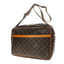 Authentic LOUIS VUITTON  Reporter 37 M45252 Shoulder Bag Monogram canvas