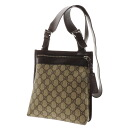 Authentic GUCCI  One Shoulder Shoulder Bag PVC