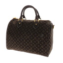 Authentic LOUIS VUITTON  Speedy 30 M56702 band yell Shoulder Bag Idiru