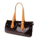 Authentic LOUIS VUITTON  Rosewood Avenue M93510 Handbag Vernis