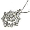 Authentic TASAKI  Diamond Necklace PT900/850