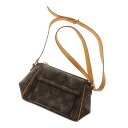 Authentic LOUIS VUITTON  Viva Cite PM M51165 Long Shoulder Shoulder Bag Monogram canvas