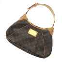 Authentic LOUIS VUITTON  Thames PM M56384 Shoulder Bag Monogram canvas