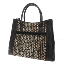 Authentic SELECT BAG  Braided Handbag Leather