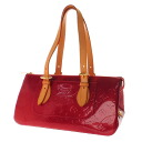 Authentic LOUIS VUITTON  Rosewood Avenue M93507 Shoulder Bag Vernis