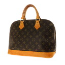 Authentic LOUIS VUITTON  Alma M51130 Handbag Monogram canvas
