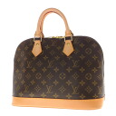 Authentic LOUIS VUITTON  Alma Handbag Alma M51130