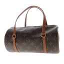 Authentic LOUIS VUITTON  Papillon 26 M51386 old type Handbag Monogram canvas