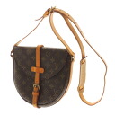 Authentic LOUIS VUITTON  Chantilly M51234 Shoulder Bag Monogram canvas