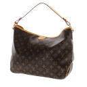 Authentic LOUIS VUITTON  Delightful PM M40352 Tote Bag Monogram canvas