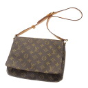 Authentic LOUIS VUITTON  Musette Tango S M51257 Shoulder Bag Monogram canvas