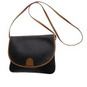 It is logo 型押 shoulder bag leather Lady's fs04gm at LOEWE bias